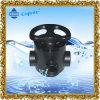 De hand Klep van de Controle van de multi-Haven voor de Filter van het Water RO