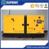 электрический генератор 80kw 100kVA молчком тепловозный