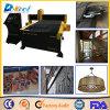 Início do cortador de plasma 100A Cortando metal grosso, porta metálica / escada