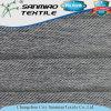 Tessuto del denim del Knit tinto filato di stirata del cotone
