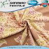 Горячим напечатанная сбыванием ткань бархата для одежд младенца