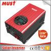 순수한 사인 파동 48V 6000W 태양 변환장치 힘