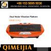 Het dubbele Platform van de Trilling van Massager van de Trilling van de Motor 3D