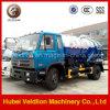 Vrachtwagen van de Zuiging van de Riolering van Dongfeng 4X2 10000liter/10cbm/10m3/10ton/10000L de Faecale