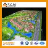별장 모형 또는 건물 모형 또는 부동산 모형 또는 건축 설계 계획안의 만드는 또는 축소 모형 건물 건축 모형