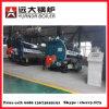 Caldeira de vapor industrial 3ton 2 toneladas caldeira de gás de 1 tonelada