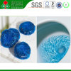 Producto de limpieza de discos coloreado azul del tazón de fuente de tocador de la limpieza automática