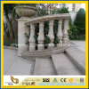 높은 Polished G682 Rusty Yellow Granite Balustrade와 Handrail