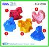 5 PCS-Baby-Serien-Plastikbolzen-Scherblock-Satz