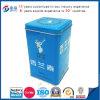 Caixa relativa à promoção do alimento do quadrado da amostra livre