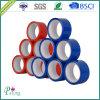 Cinta modificada para requisitos particulares del color del color BOPP para el embalaje del cartón