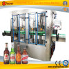 自動回転式タイプビール充填機