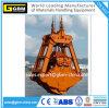 Behälter mechanisches Underwater Dredging Zupacken-Wanne für das Ausbaggern