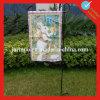 Standplatz-kundenspezifische Hochzeits-Garten-Markierungsfahnen