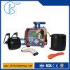 Machine de soudure d'ajustage de précision de pipe de HDPE d'Electrofusion