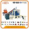 Automatische Flugasche-Sand-Straßenbetoniermaschine-Ziegeleimaschine-Block-Maschine