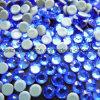 熱い販売法の衣服(SS16 Sapphire/4の等級)のための熱い苦境のラインストーンの水晶