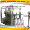 Pequeña agua automática que aclara la máquina que capsula de relleno