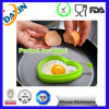 Muffa acida 100% della torta del silicone di figura dell'uovo del commestibile