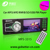 Hoge Power Low Price Car MP5 met Afstandsbediening Am/FM Radio Bluetooth 3.3 de Haven USB/SD van Inch TFT