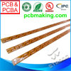 SMD3528, 3030, Flexible PCB를 가진 60 LED Strip Printed Circuit Board Assembly를 위한 FPCB