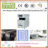 PVC Windows CNC 코너 청소 기계, 기계를 만드는 PVC 비닐 Windows 기계 /PVC Windows 문