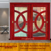 Balcone/cucina che fa scorrere il portello di vetro del mestiere Timber/Wooden/Wood (XS3-019)