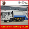 12m3, 12cbm, 12 Cubic Meter Garbage Compactor Truck