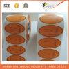 Etiquetar el PVC del papel de imprenta servicio transparente etiqueta engomada impresa auta-adhesivo