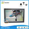 De open LCD van 10.1 Duim van het Netwerk van het Frame Androïde Vertoning van de Reclame met WiFi 3G 4G