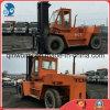 De diesel-Isuzu-Motor van de origineel-oranje-verf de beschikbaar-16ton 2004-uitgevoerde Japan-Merk Vorkheftruck van de Vrachtwagen van Tcm van de zij-Verschuiving