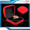Оптовое высокое качество Flocking коробка кольца бархата коробки ювелирных изделий