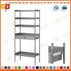Провод домашнего офиса крома Shelves стальной стеллаж для выставки товаров хранения (ZHw170)