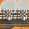 Azulejo de suelo de cerámica de la pared del cuarto de baño popular del material de construcción