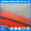 rete di sicurezza d'avvertimento di colore giallo arancione di sicurezza della costruzione 180g