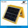 太陽キャンプのランタンのための携帯電話の充電器が付いている11のLEDの太陽ランタン