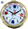 Reloj náutico del sitio de la radio del cuarzo con el tiempo silencioso de radio