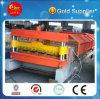Rolo da telhadura do metal que dá forma à máquina para a venda