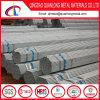 Zink beschichtete Stahlgefäß/galvanisiertes Stahlrohr auf Lager