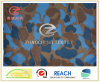 300t Poly Pongee Navy Color Pattern 사막 Printing Fabric (ZCBP148)