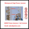 Jammer de signal de prison de 600 watts / Signal Blocker