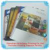 Fábrica coloreada de la impresión del cuaderno del diario del cuaderno de la alta calidad