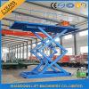 Scissor hydraulisches Auto 3t Aufzug-Höhenruder für Verkauf