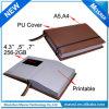 Kundenspezifische lederne LCD videobroschüre-Karte PU-