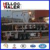 Drie Aanhangwagen van de Vrachtwagen van Assen 60ton de Semi voor Verkoop