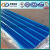 La fabrication de la Chine/a ridé la feuille de toiture/a ridé la tôle d'acier/l'acier enduit par couleur ! Acier avec ISO9001