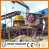 Máquina trituradora de cono de roca de oro y de hierro