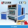 Automática máquina de perforación para Die Hoja vaso de papel