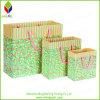 Kundenspezifische Größen-Blumen-Drucken-Geschenk-Papiertüten