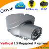 Koepel 1.3 van Varifocal IP van het Netwerk van Megapixel Onvif Camera (de Lens van 2.812mm)